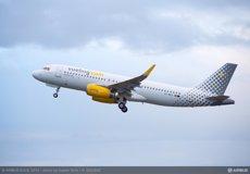 Vueling i Air Europa, entre les aerolínies que més van incrementar a l'abril el seu trànsit a Europa (Europa Press - Archivo)
