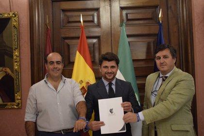 Beltrán Pérez plantea a Espadas dotar con una subvención de 150.000 euros en 2019 al Ciencias Rugby Sevilla