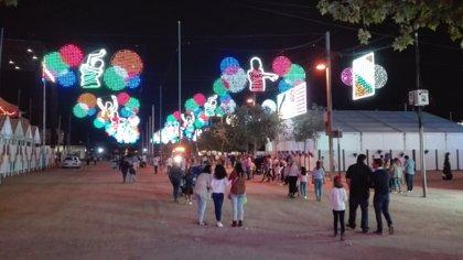 La Policía interviene 16 sustancias estupefacientes y dos armas blancas en el sexto día de la Feria