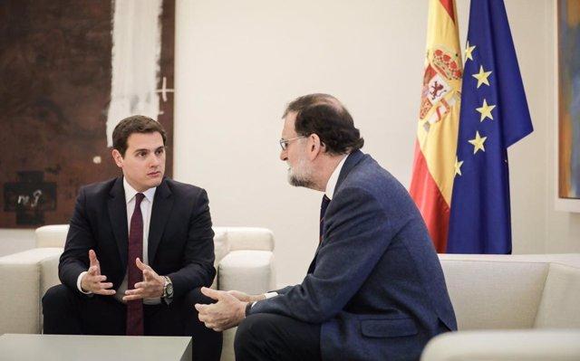 Ciutadans no recolzarà la moció de Sánchez i demana eleccions anticipades o una moció instrumental per a convocar-la