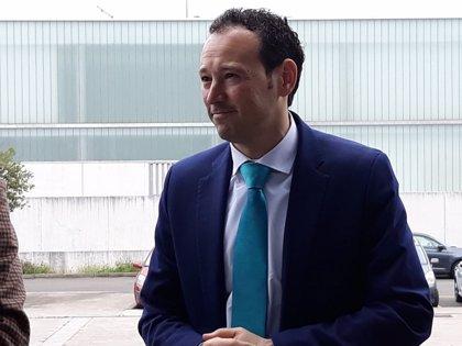 """Martínez (PSOE), sobre la moción de censura: """"Ante una sentencia demoledora nadie puede mirar hacia otro lado"""""""