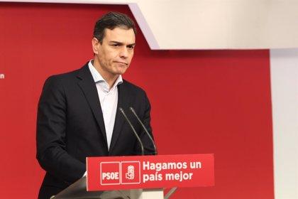 La Constitución impide disolver las Cortes y convocar elecciones mientras hay una moción de censura