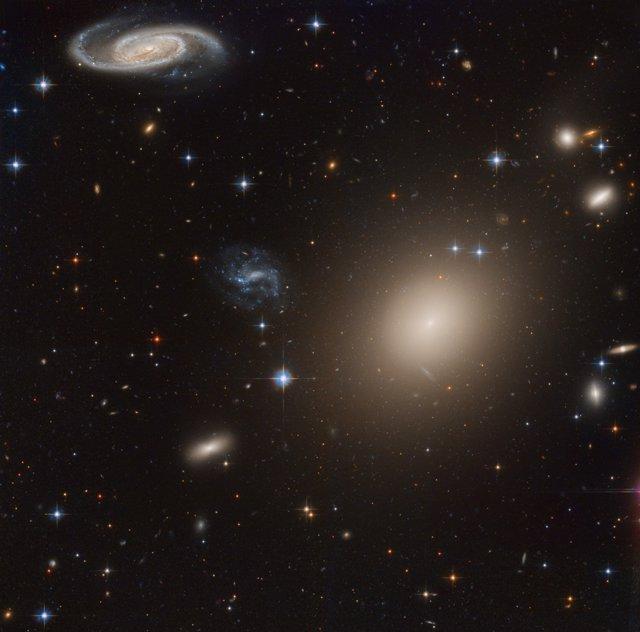 Imagen de Astronomía del Día de la NASA del profesor Domingo Pestana