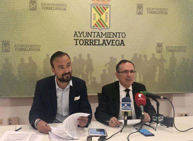 Valoración del pleno Torrelavega PSOE PRC