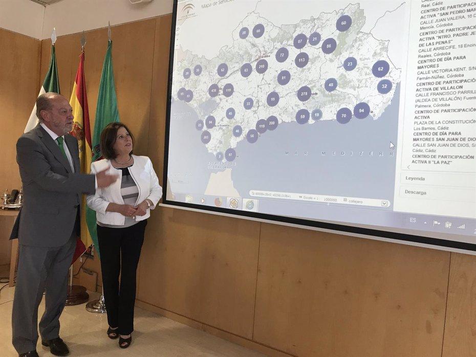 """Foto: La Junta define un Mapa de Servicios Sociales para una gestión y distribución """"más eficaz"""" de los recursos (JUNTA DE ANDALUCÍA)"""