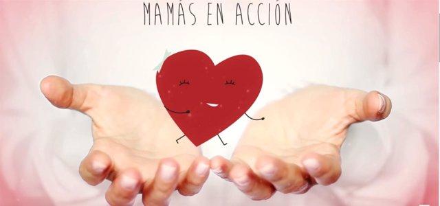 La asociación 'Mamás en acción'