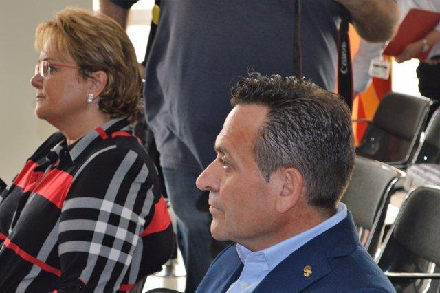 Marlen Minguel i Gerard Serra