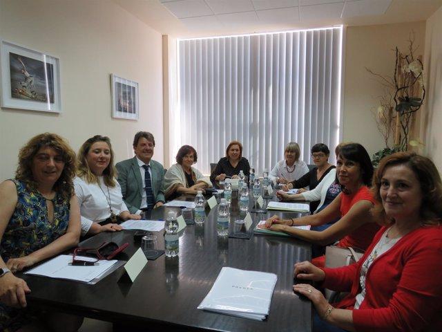 Convenio federaciones de mujeres y depotivas