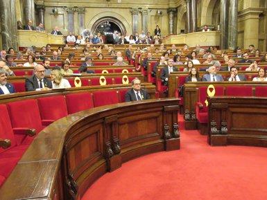 El Parlament rebutja investigar el presumpte espionatge de Mossos a polítics i periodistes (EUROPA PRESS)