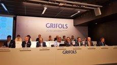 """Grifols mantindrà seu a Catalunya perquè no té """"pensament polític"""" (EUROPA PRESS)"""