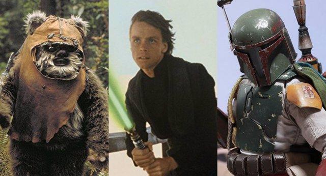 15 Cosas Que Quizá No Sabías De El Retorno Del Jedi