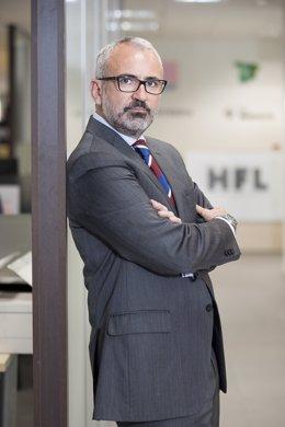 El director general de Conversia, Alfonso Corral