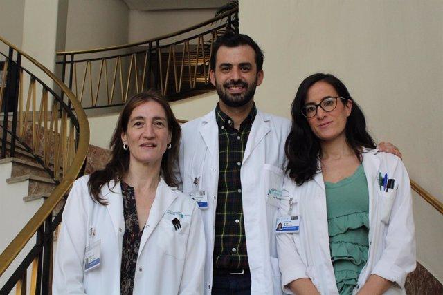 Doctoras de la Fundación Jiménez Díaz
