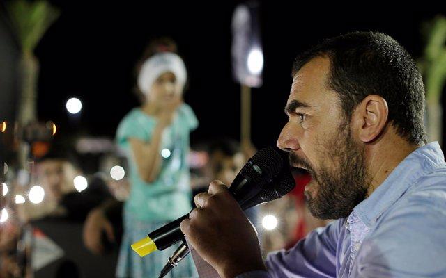 El líder de las protestas en el Rif se declara en huelga de hambre contra sus condiciones de detención en Marruecos