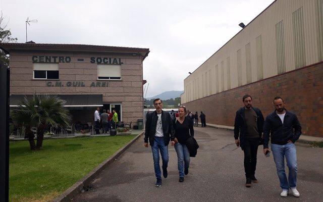 La Xunta presenta para reparar viviendas en Tui ayudas de hasta 100.000 euros, que el alcalde ve 'generosas y prácticas'