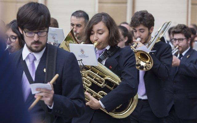 La 'pasión' por la música de la sociedades musicales valencianas ya es BIC