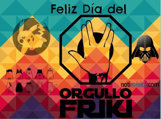 Celebran en el mundo día del orgullo friki