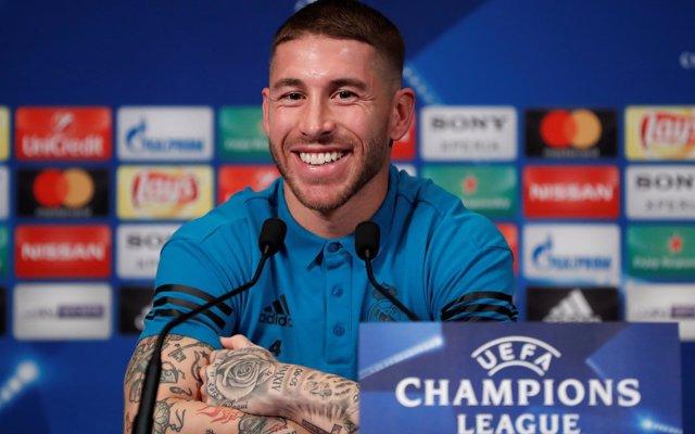 Sergio Ramos: 'Para mí el reto es como si fuera la primera Champions'