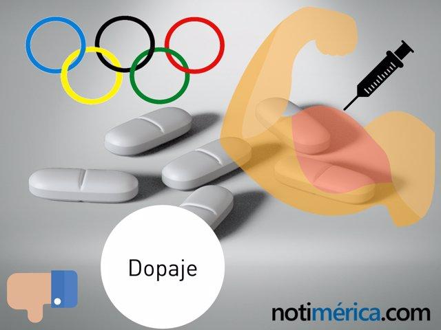 Dopaje en Juegos Olímpicos