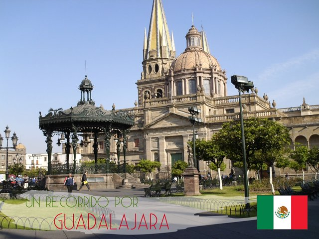 Guadalajara, cuna del tequila y los mariachis