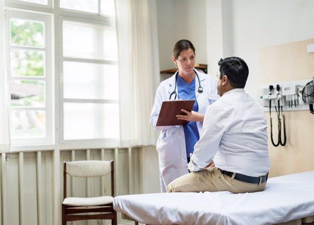 Chequeo médico