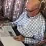 Valentín, el 'abuelito' que publica su primer libro de cuentos a los 90 años