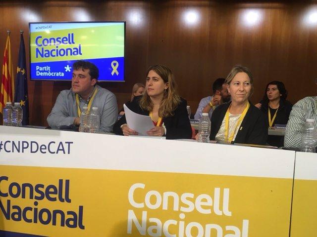 Consell Nacional del PDeCAT celebrado este sábado