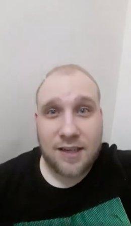 Joshua Holt, detenido en Venezuela
