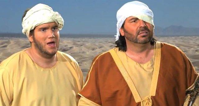 Película 'La inocencia de los musulmanes'