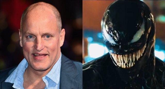 Woody Harrelson y Venom