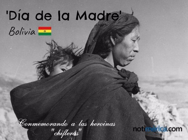 Día de la Madre Bolivia