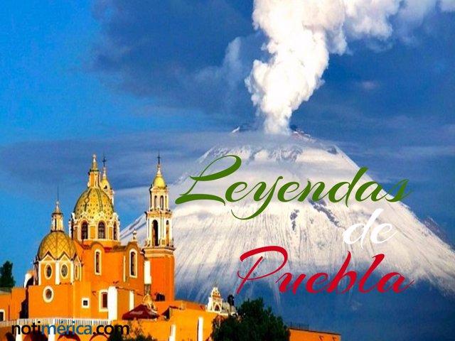 Puebla, la ciudad mexicana creada a base de leyendas