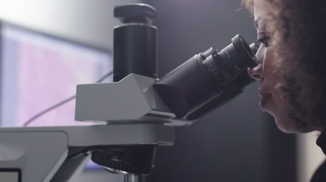 Microscopio ARM