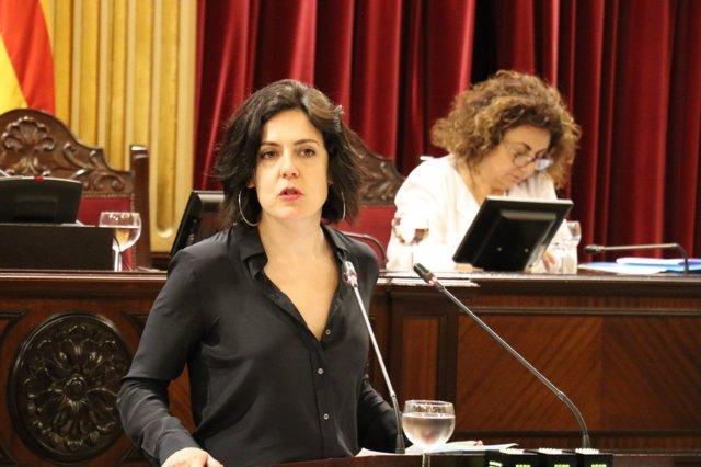 Sandra Fernández del PP