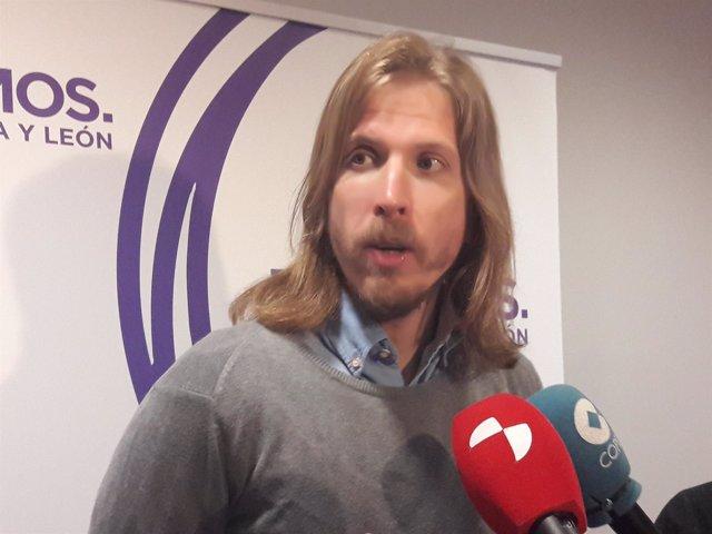 Valladolid (26-05-2018).- Pablo Fernández