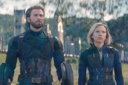 """Capitán América y Viuda Negra serán """"muy importantes"""" en Vengadores 4"""