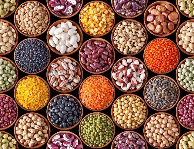 El consumo de legumbres cae un 60% en España