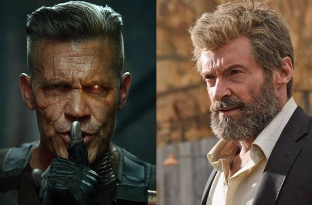 Cable en Deadpool 2 y Logan