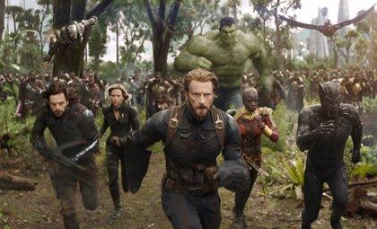 Los abogados de Disney desbarataron el mejor easter-egg de Infinity War
