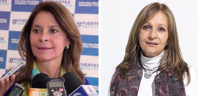Candidatas vicepresidencia de Colombia