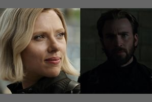 Capitán América y Viuda Negra serán importantes en Vengadores 4