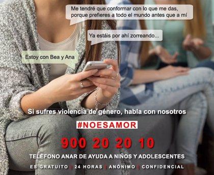 Las ONG avisan: Es hora de proteger a los menores de la violencia de género entre ellos