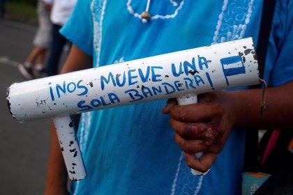 Al menos un muerto y 27 heridos durante las protestas en Nicaragua