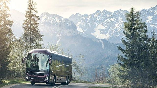 Vehículo de Volvo Buses