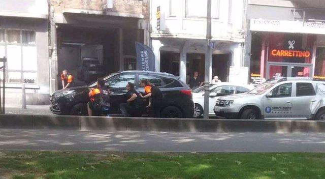 Resultado de imagen de Un hombre mata a tres personas en Bélgica antes de ser abatido