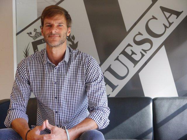 Leo Franco, nuevo entrenador del Huesca