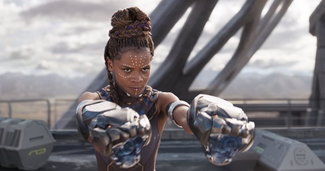 Shuri, la hermana de Black Panther