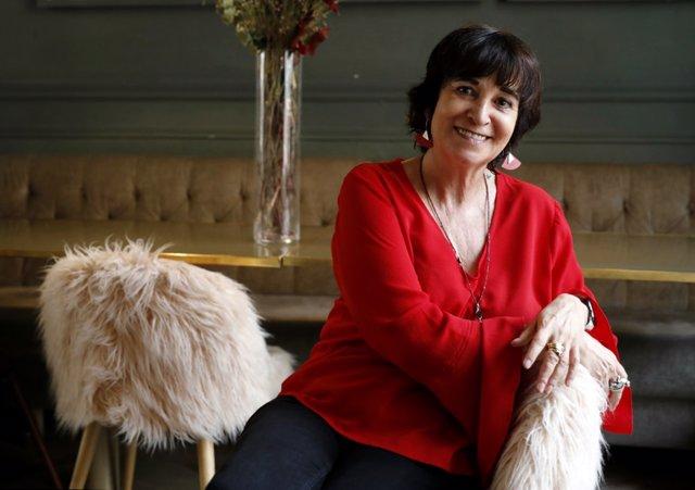 Rosa Montero presenta su nuevo libro, Nosotras. Historias de mujeres y algo más