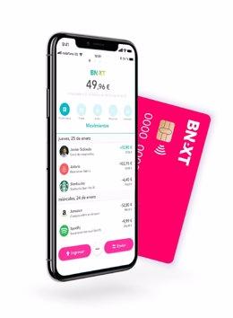 Bnext lanza su nueva Cuenta Contracorriente