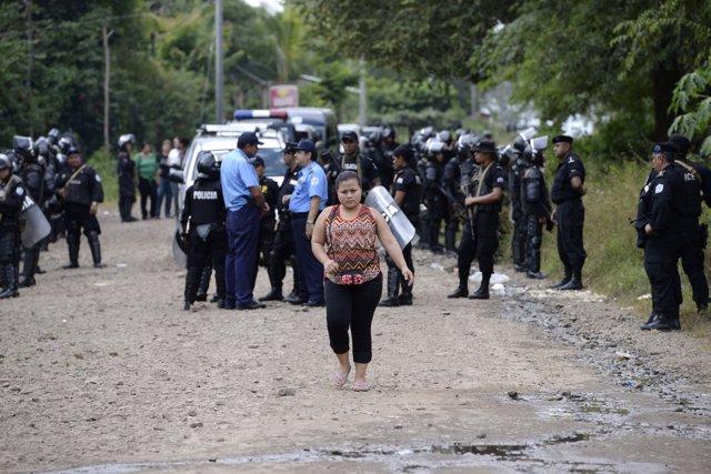 Protestas en Nicaragua por la construcción del canal interoceánico